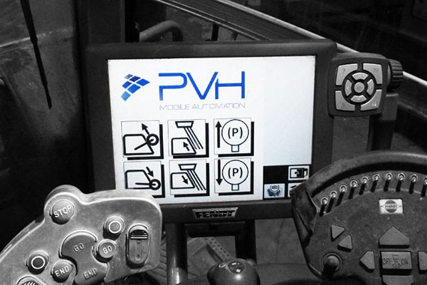 PVH Automations mobile controller